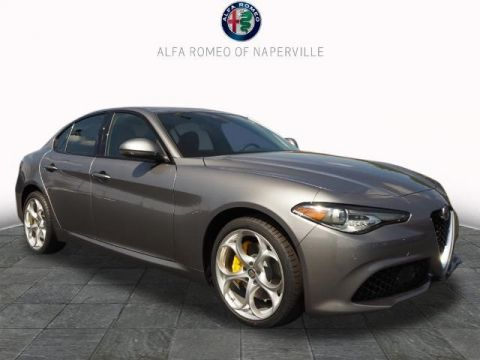 New 2020 Alfa Romeo Giulia Ti AWD Sedan