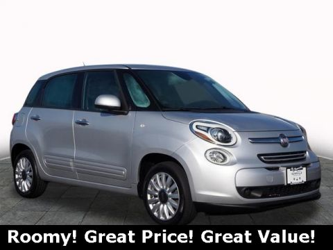 Pre-Owned 2014 FIAT 500L Easy FWD 4D Hatchback